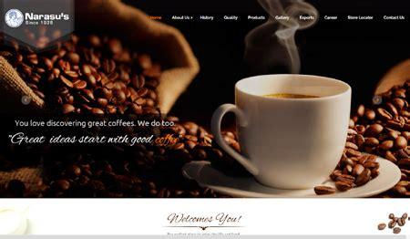 Narasus coffee salem pasta indekss 636007. Web Designing Company in Salem India, Website Designing ...