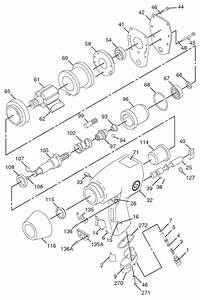 Chicago Pneumatic Spare Parts List