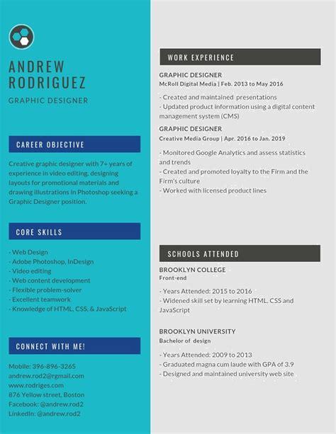 graphic designer resume sles templates pdf word resumes bot resume writing service