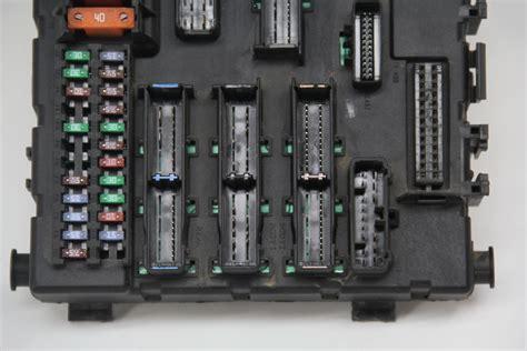 saab 9 3 interior rear fuse box 12805847 oem 03 04 05 06