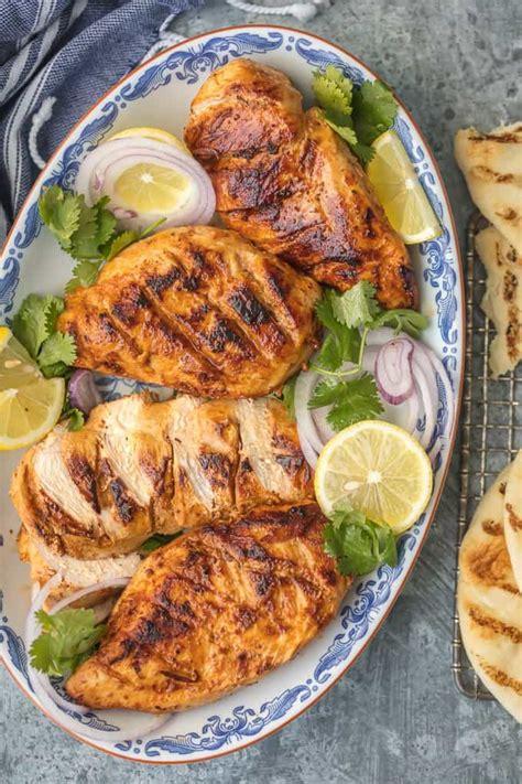 tandoori chicken easy skillet tandoori chicken recipe