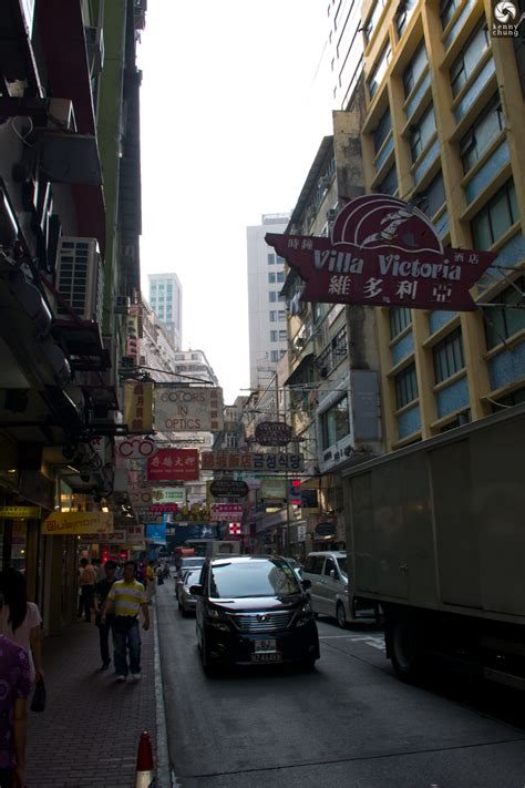 Kowloon (Mong Kok Ladies Market, Tsim Sha Tsui, Victoria