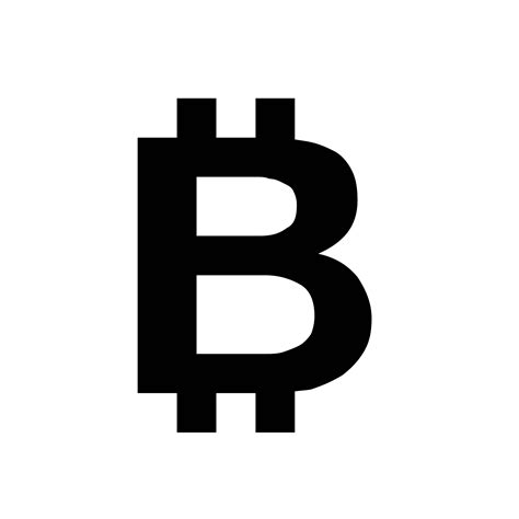 Download free and premium icons for web design, mobile application, and other graphic design work. Bitcoin Logo Vector at GetDrawings | Free download