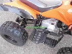 Quad 125cc Panthera : quad enfant panthera 8 pouces 125cc 4 temps youtube ~ Melissatoandfro.com Idées de Décoration