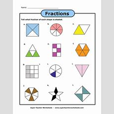 9+ Fraction Worksheets Examples  Pdf Examples