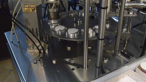 fully automatic rotary cup filling sealing packaging machine youtube