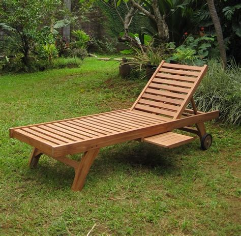 teak outdoor furniture from company