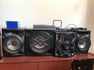 Equipo Sony Mhc Gnx 60 Fidelidad