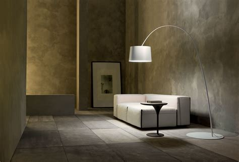 led floor l twiggy led floor l white by foscarini