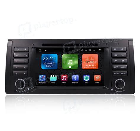 autoradio bmw e39 autoradio dvd gps android 9 0 bmw e39 1996 2003 player top