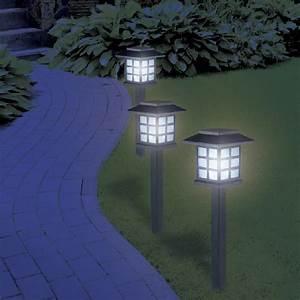 Lampe De Jardin : lampe de jardin a led style japonais maison fut e ~ Teatrodelosmanantiales.com Idées de Décoration