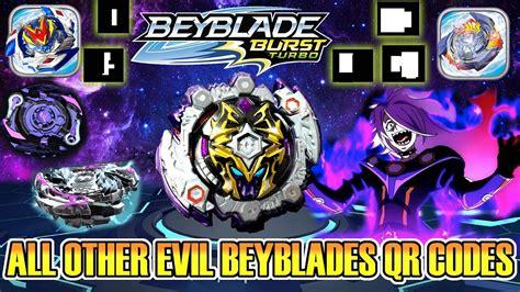 evil beyblades qr codes hades idea contest