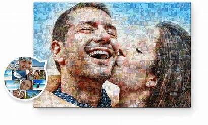 Erstellen Mosaico Fotomosaik Mosaic Mosaik Aus Gratuit