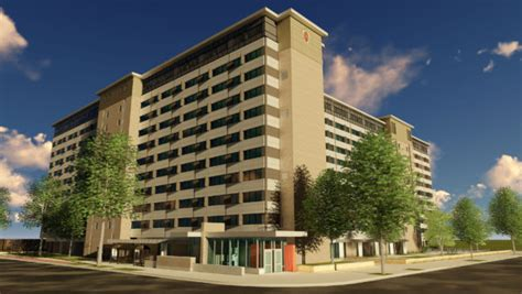 witte residence hall renovation university housing uw
