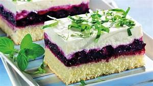 Dessert Mit Johannisbeeren : kuchen mit schwarze johannisbeeren appetitlich foto blog ~ Lizthompson.info Haus und Dekorationen