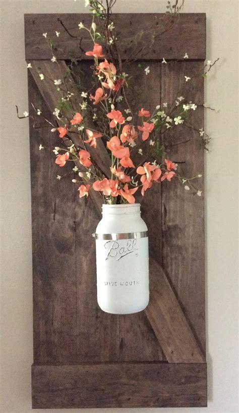 mason jar wall decor ideas  designs