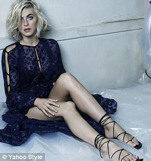 DWTS' Julianne Hough poses for sultry photo shoot for ...