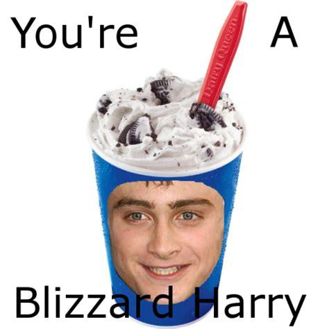 Blizzard Memes - harry potter lol funny daniel radcliffe blizzard from