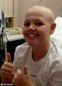 what is the rarest form of leukemia teen battling leukaemia and another rare cancer shows