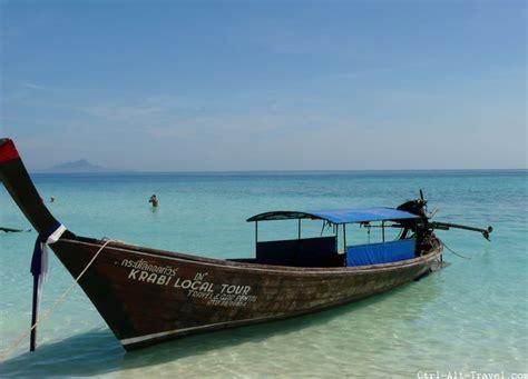 Thai Boat by Thai Longtail Boats Grounded Traveler
