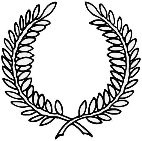 laurel wreath clipart    laurel wreath