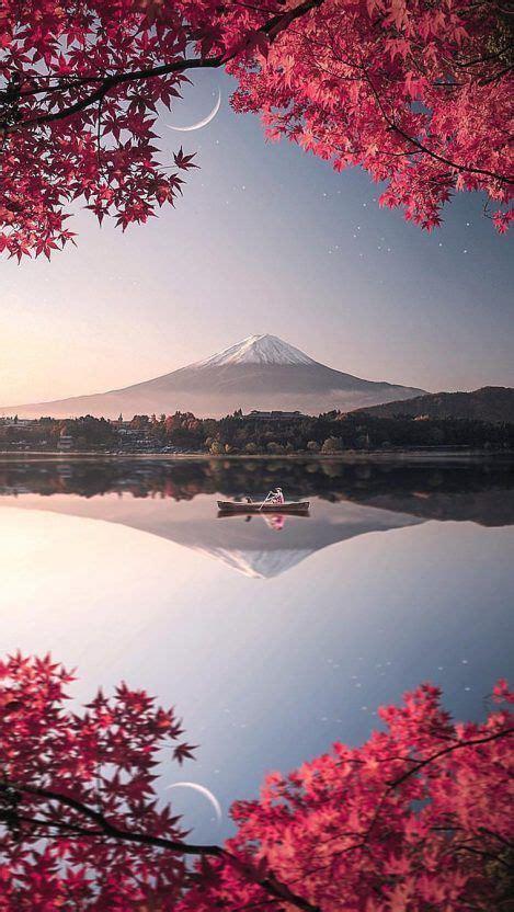 japan mount fuji nature iphone wallpaper   nature