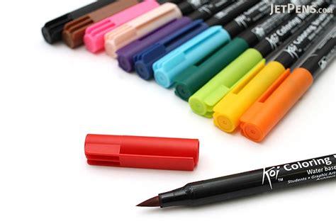 sakura koi coloring brush   color set jetpenscom