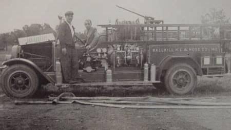 larrabee truck antique cars trucks fire apparatus