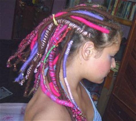 modelos de cabelos femininos  dreadlock