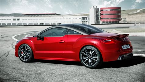 peugeot rcz usa peugeot rules out second generation rcz