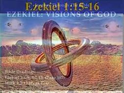 Image result for ezekiel's visions of God
