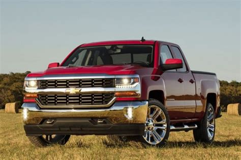 2018 Chevy Silverado 1500 Is Coming Redesigned 2018