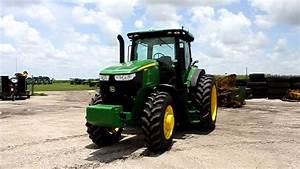John Deere 7r : new john deere 7r series tractor youtube ~ Medecine-chirurgie-esthetiques.com Avis de Voitures