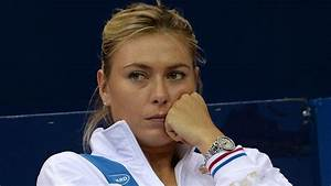 Sharapova dropped from women's tennis singles rankings ...