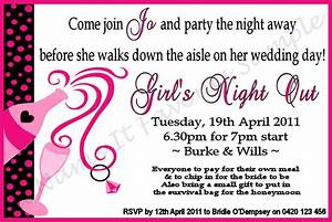 hen party invitations template best template collection With hens night invitation templates