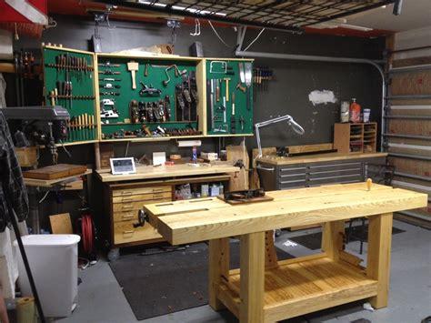 Joe's Garage Workshop  The Wood Whisperer