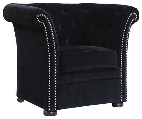 upholstered fabric high back chair with wood