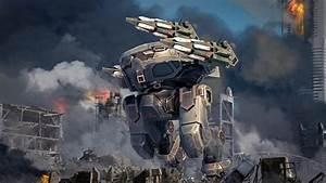 Gepard War Robots