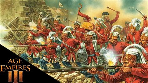 Invincible Janissaries