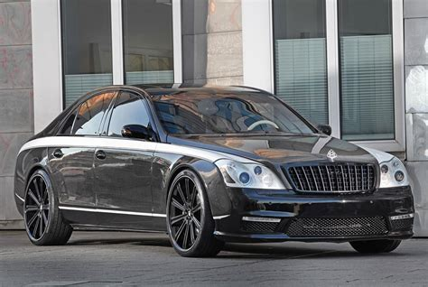 Knight Luxury Maybach 57s Is A Demonic Sales Dud Sub5zero