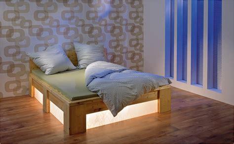 Bett Aus Holz Bauen by Doppelbett Selber Bauen