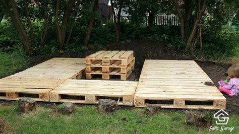 Terrasse Bauen Ein Deck Auf Stelzen by Holzterrasse Terrasse Bauen Ein Deck Auf Stelzen Das Haus