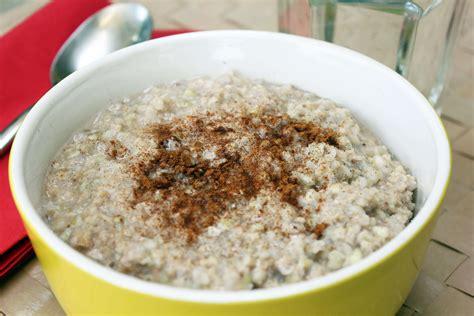 porridge diet