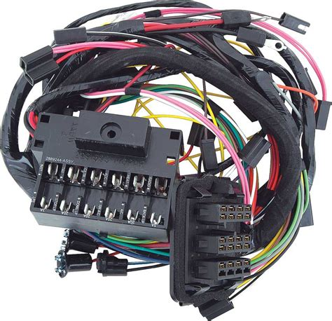Mopar Wiring Harnes Connector by Mopar B Road Runner Parts Electrical And Wiring