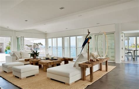 tranquil coastal living rooms  ensure  comfort