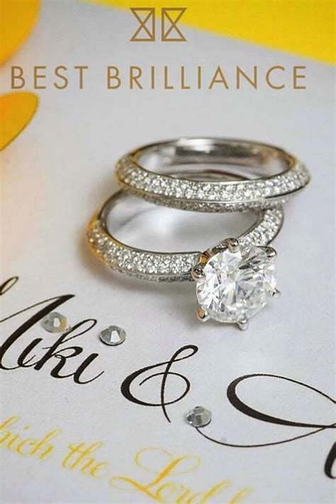 33 inspiring best brilliance wedding ring sets oh so
