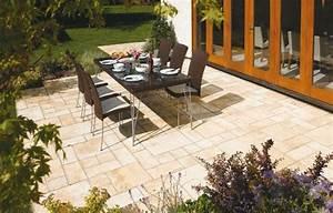 Matériaux Pour Terrasse : terrasse exterieure materiaux nos conseils ~ Edinachiropracticcenter.com Idées de Décoration