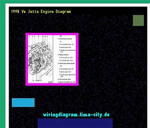 1998 Vw Jetta Engine Diagram  Wiring Diagram 17451