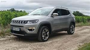 Volume Coffre Jeep Compass : essai auto jeep compass baroudeur de route sud ~ Medecine-chirurgie-esthetiques.com Avis de Voitures