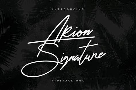 signature fonts   perfect signature